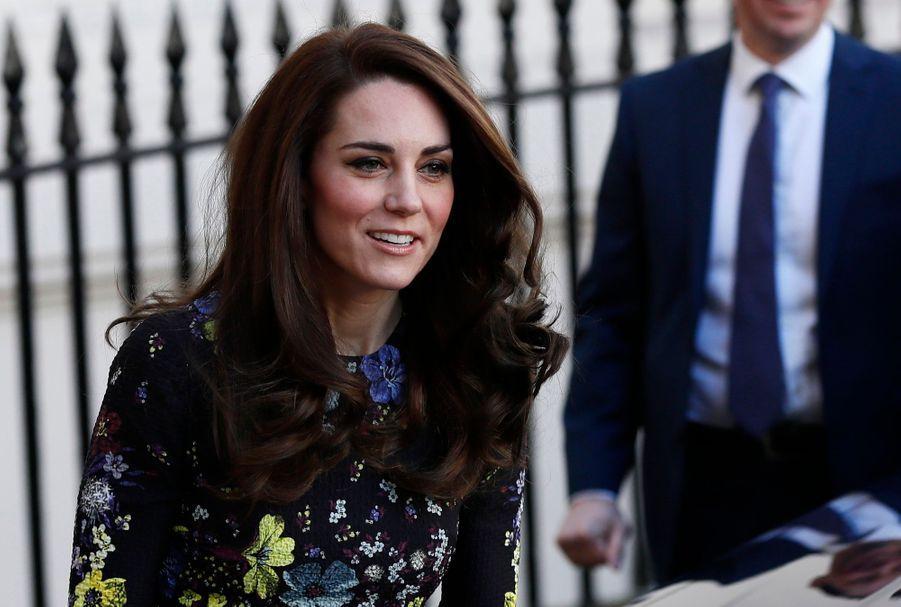 """Kate, William Et Harry Défendent """"Heads Together"""" En Vue Du Marathon De Londres 2"""