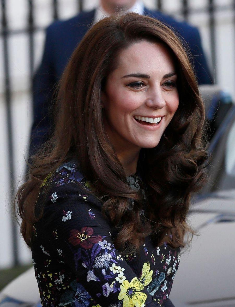 """Kate, William Et Harry Défendent """"Heads Together"""" En Vue Du Marathon De Londres 3"""