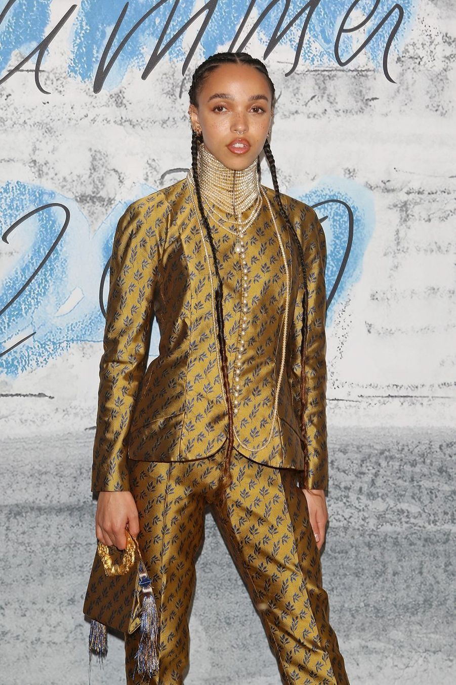 FKA Twigs à la Serpentine Summer Party à Londres le 25 juin 2019