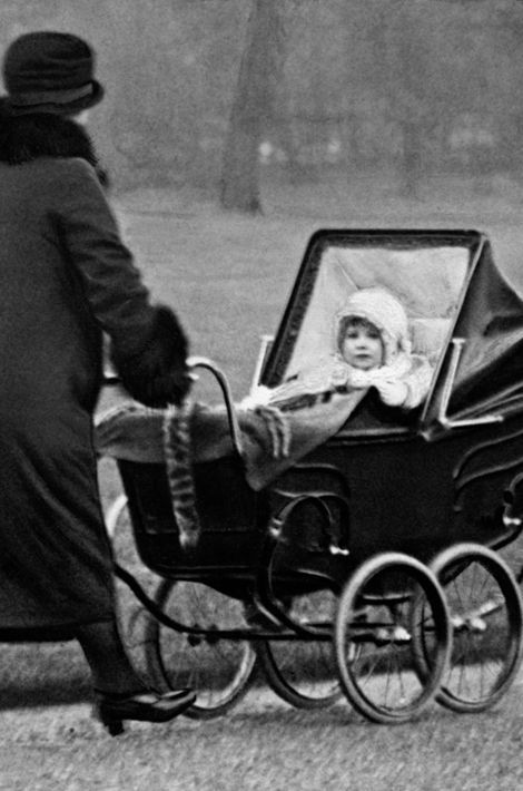 La princesse Elizabeth, le 1er mars 1929