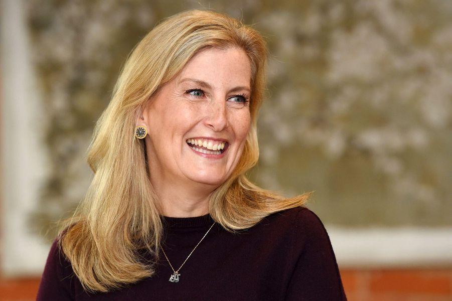 La comtesse Sophie de Wessex, le 8 juillet 2020 à Windlesham