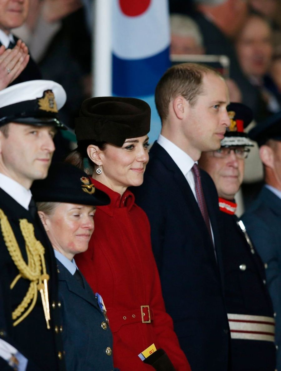Kate et William, retour à Anglesey