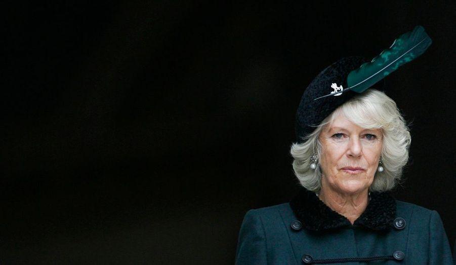 Camilla, la Duchesse de Cornwall