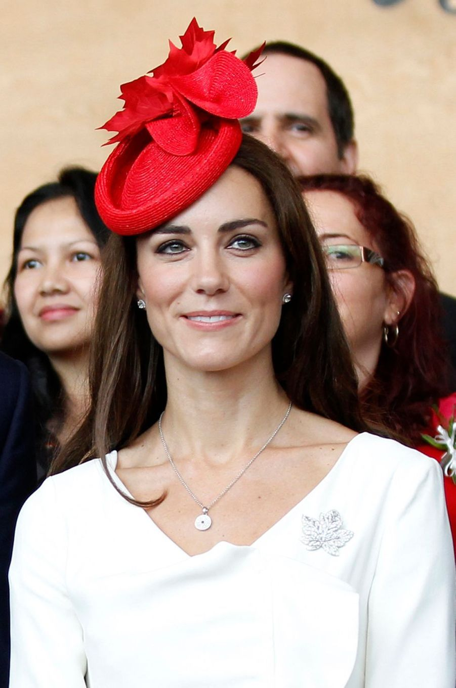 La duchesse Catherine de Cambridge, le 30 juin 2011