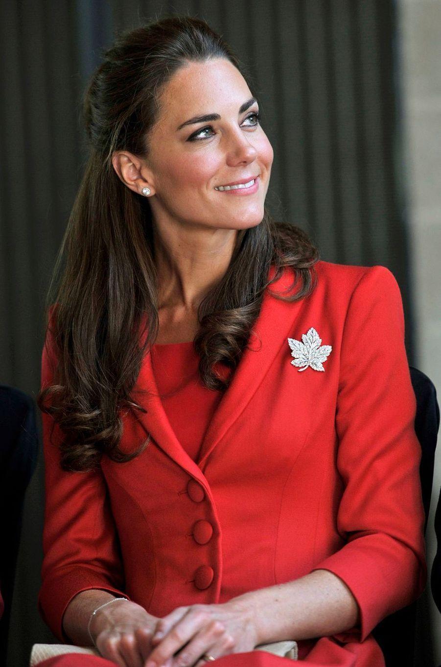 La duchesse Catherine de Cambridge, le 8 juillet 2011