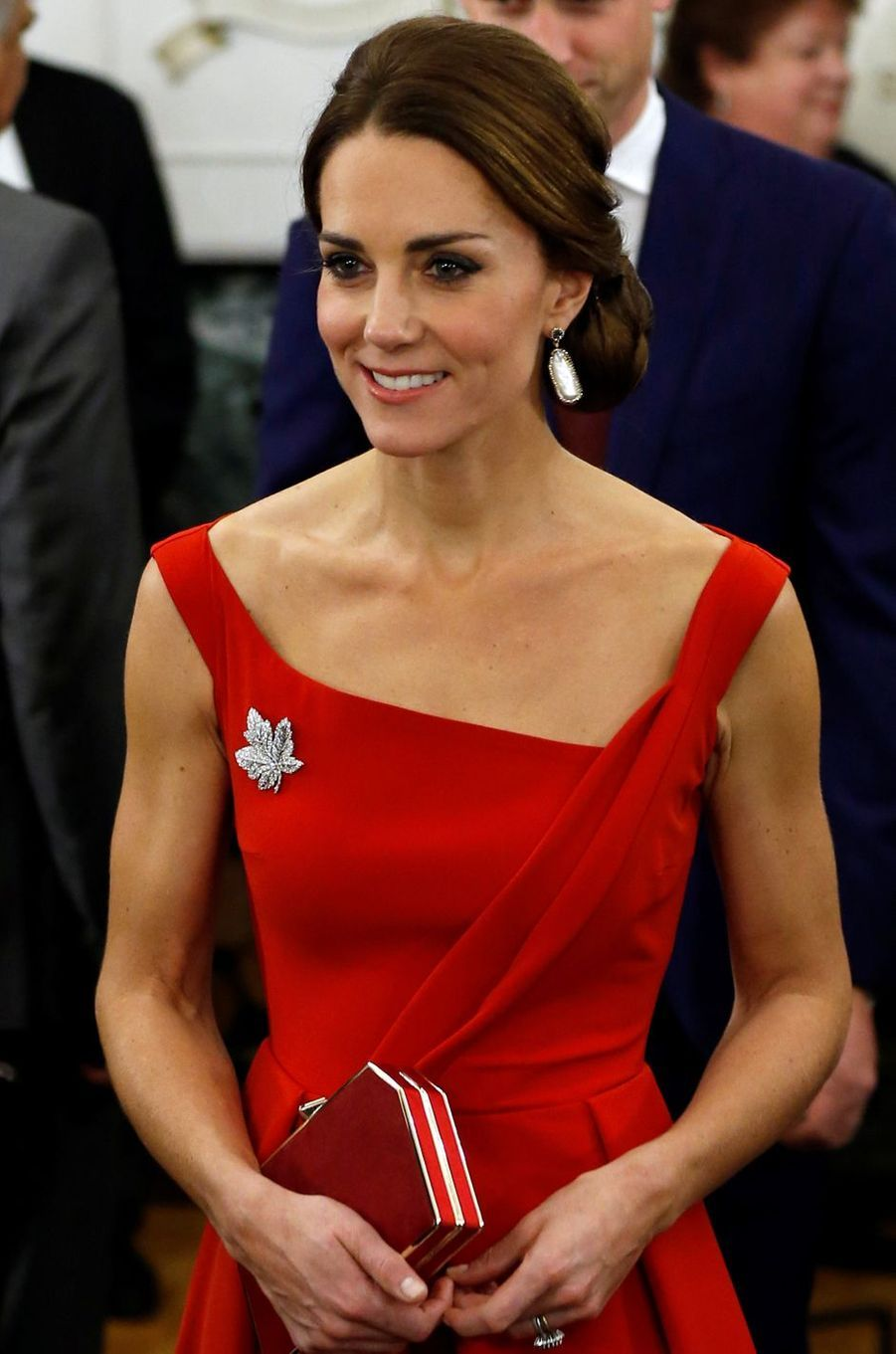 La duchesse Catherine de Cambridge, le 26 septembre 2016
