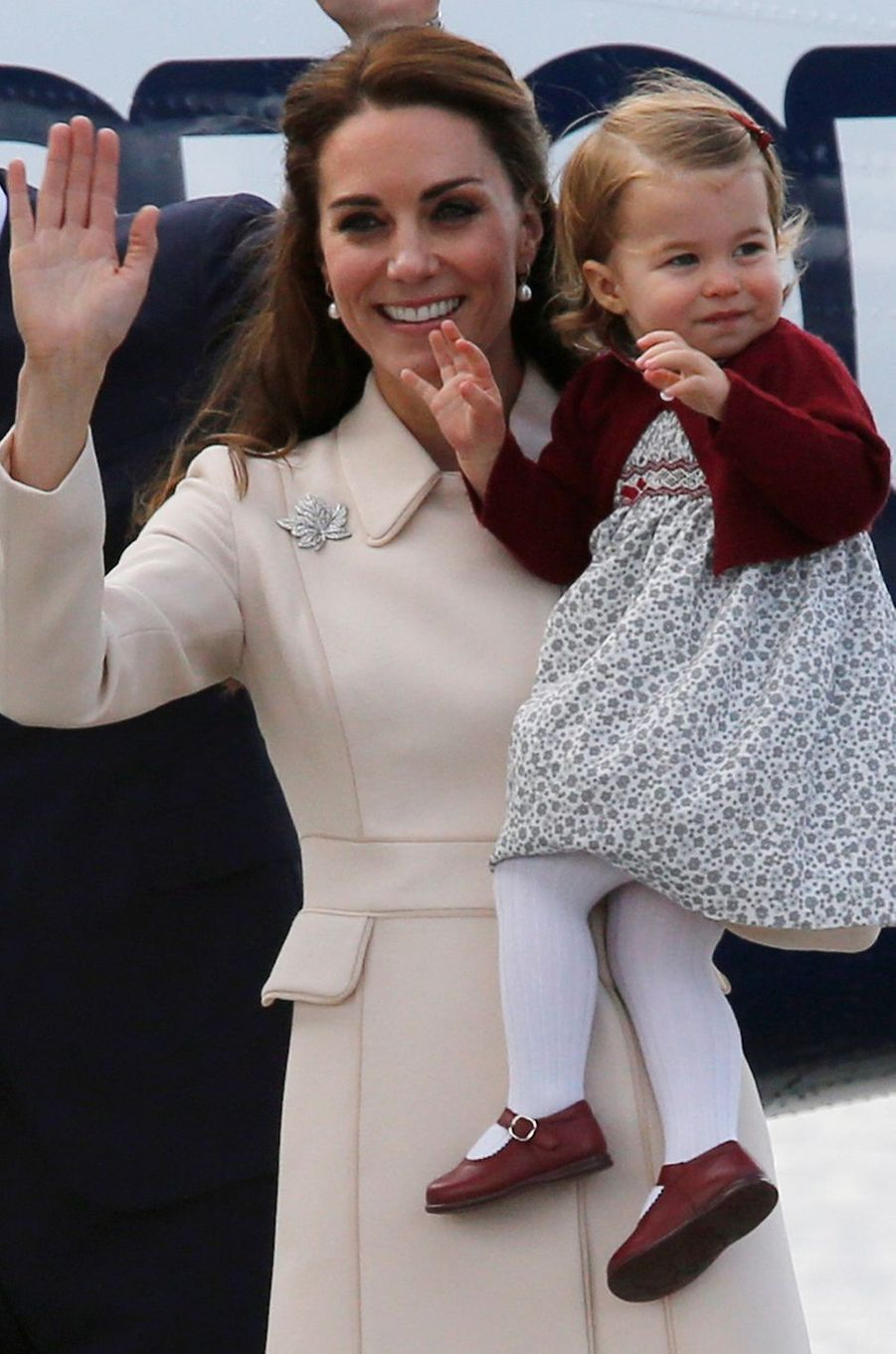 La duchesse Catherine de Cambridge, le 1er octobre 2016