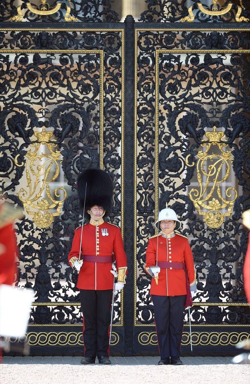 La Capitaine De La Garde De La Reine Elizabeth II, Megan Couto 15