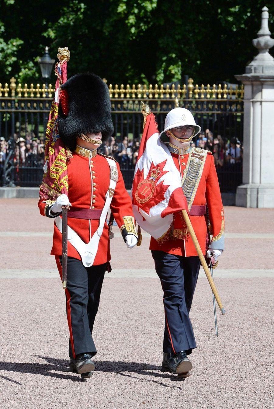 La Capitaine De La Garde De La Reine Elizabeth II, Megan Couto 17