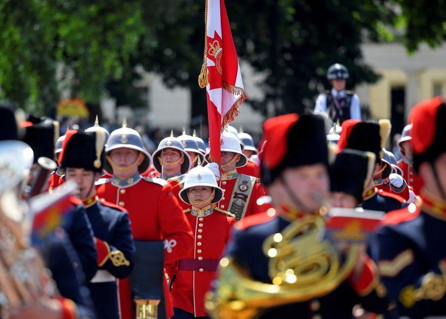 La Capitaine De La Garde De La Reine Elizabeth II, Megan Couto 5