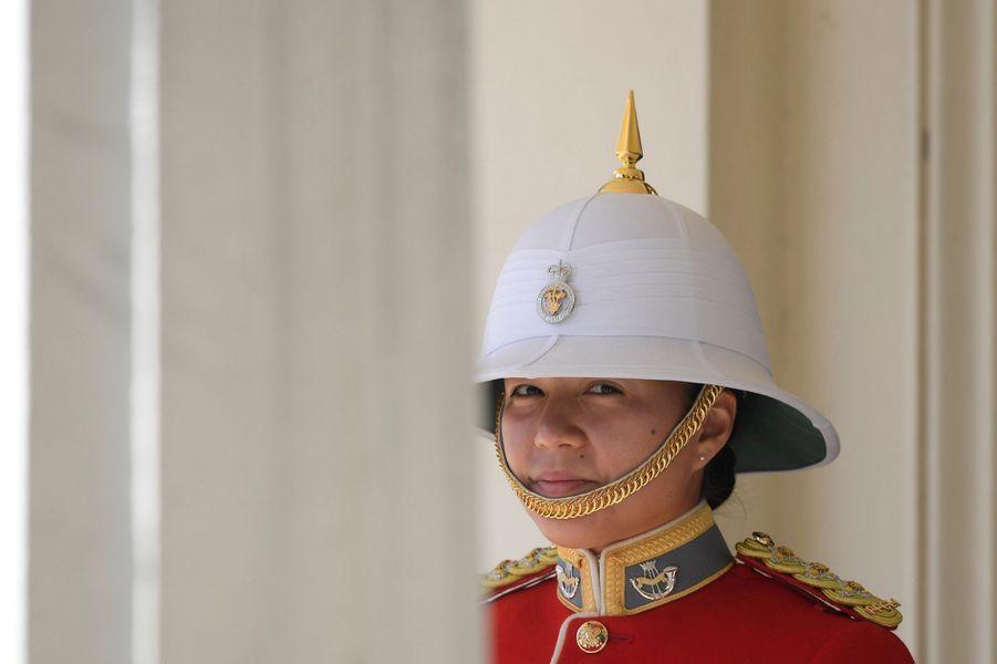 La Capitaine De La Garde De La Reine Elizabeth II, Megan Couto 7