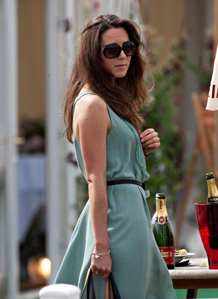 Kate Middleton en juillet 2010