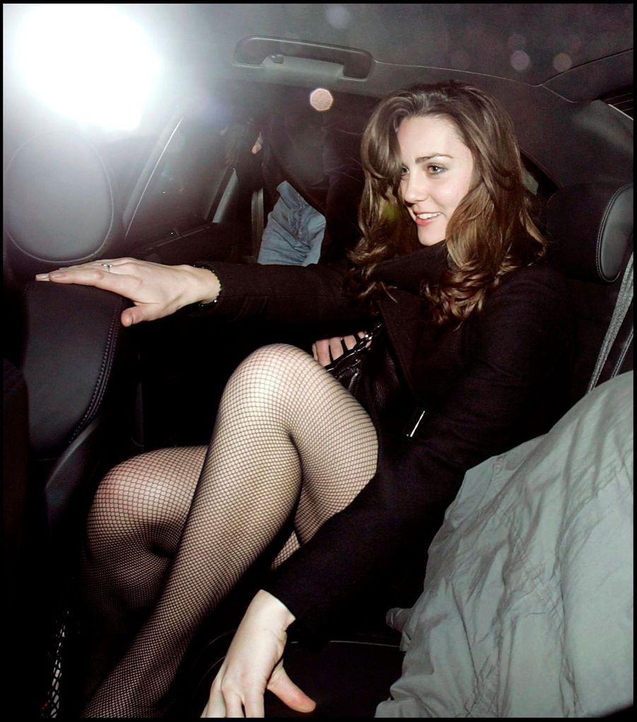 Kate Middleton en mars 2007