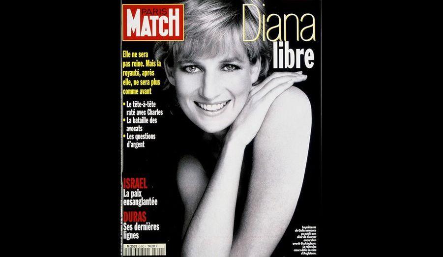 Elle ne sera jamais reine !, 14 mars 1996