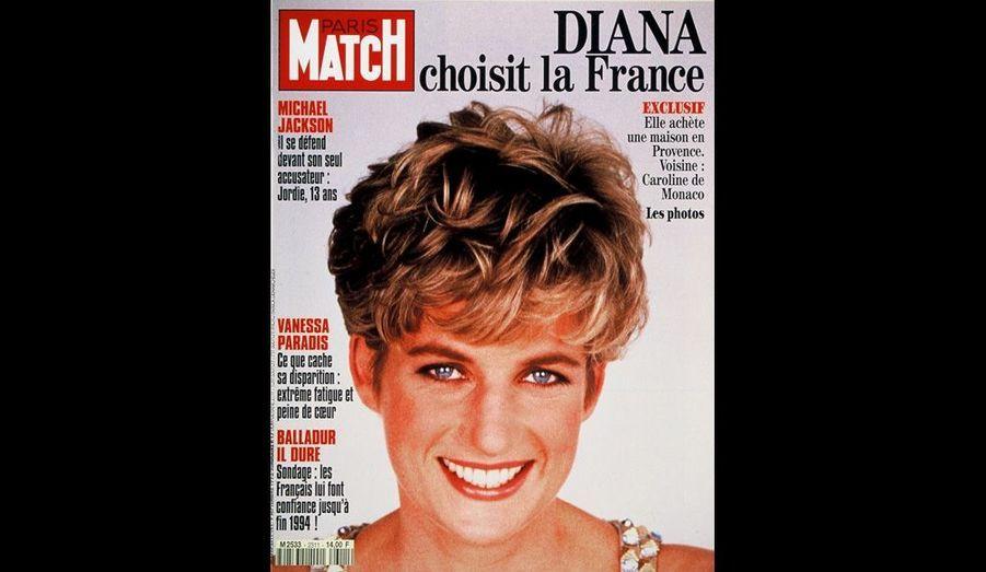 Française de cœur, 9 septembre 1993