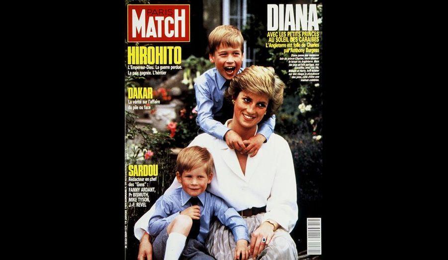 Le bonheur d'une mère, 19 janvier 1989