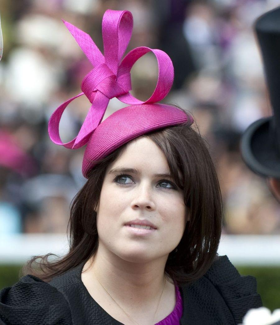 Le princesse Eugenie d'York, le 17 juin 2010
