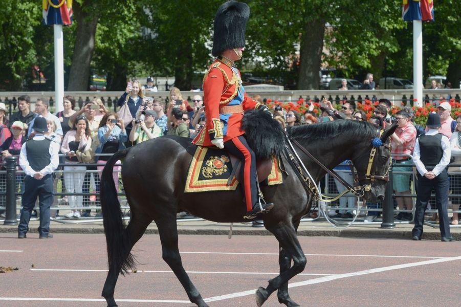Le prince Charles à Londres, le 6 juin 2015