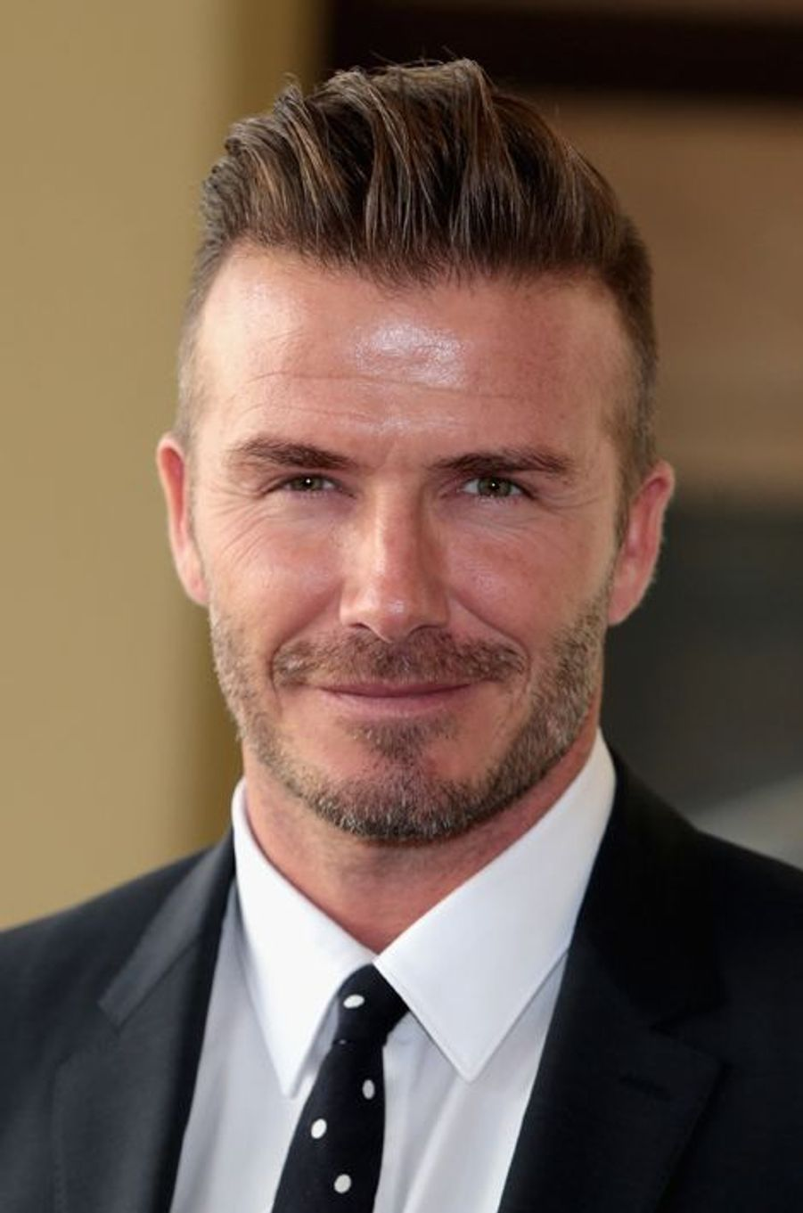 David Beckham à Buckingham Palace le 22 juin 2015