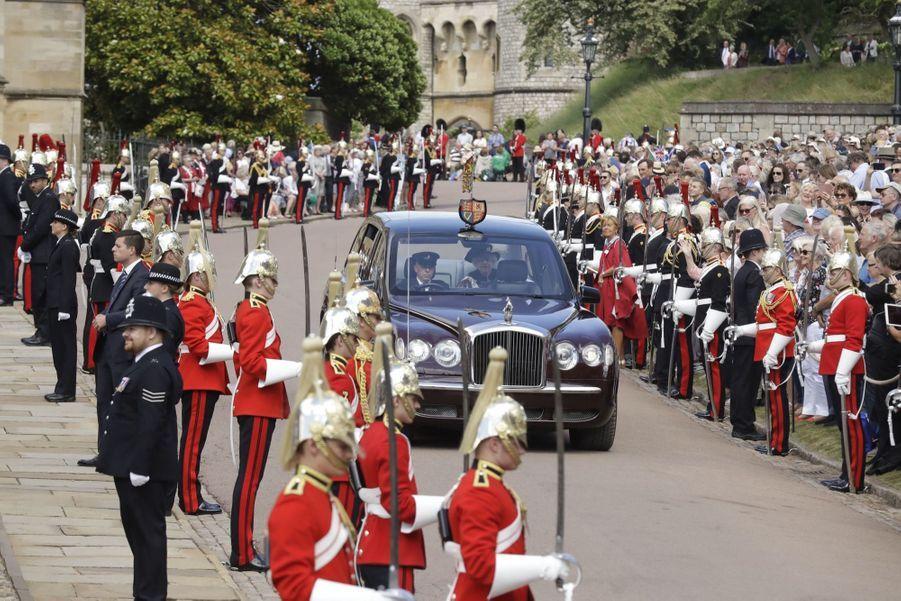 La Famille Royale Fête Les 700 De L'Ordre De La Jarretière ( 14