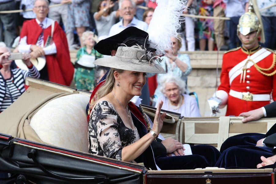 La Famille Royale Fête Les 700 De L'Ordre De La Jarretière ( 6