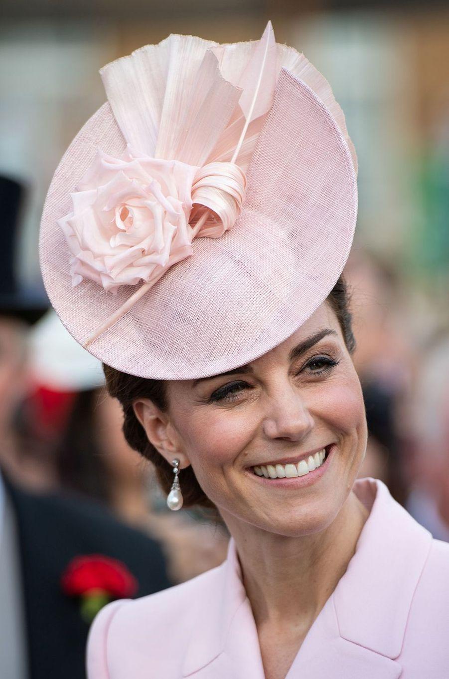 Kate Middleton, duchesse de Cambridge, à Londres le 21 mai 2019