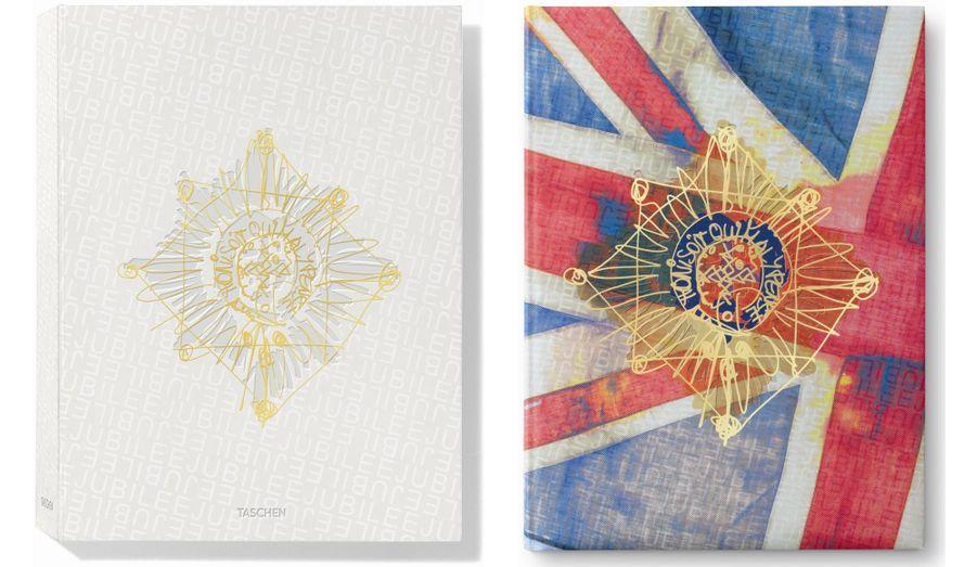 Her Majesty, édition limitée à 1000 exemplaires avec un coffret et une couverture signés Vivienne Westwood. A voir sur le site de Taschen.com.
