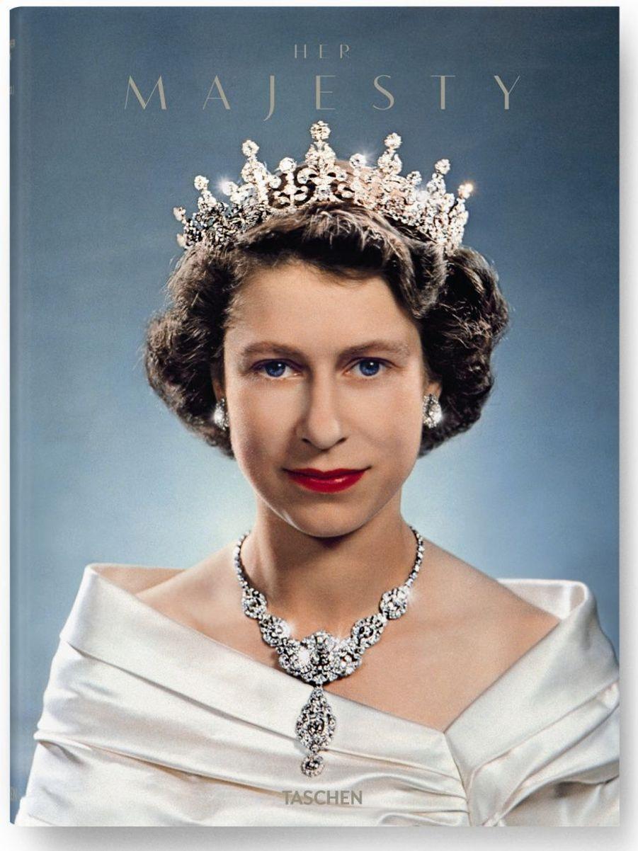 Her Majesty, 360 pages, 30 sur 40 cm. A voir sur le site de Taschen.com.