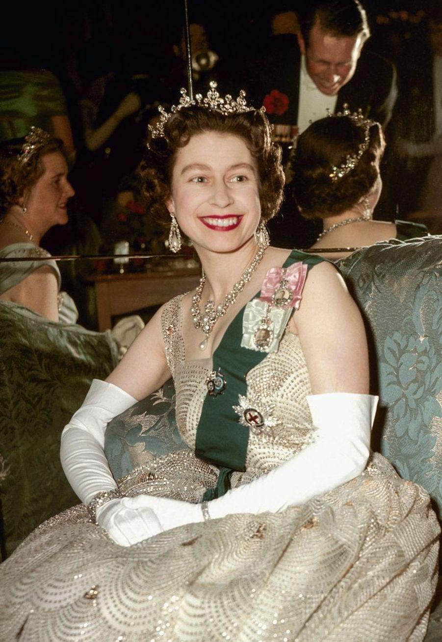 Royal Lancers' Ball, Hyde Park Hotel, 1959