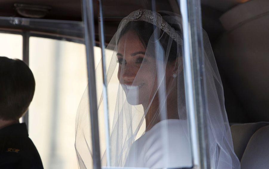 La Robe De Mariée De Meghan Markle ( 1
