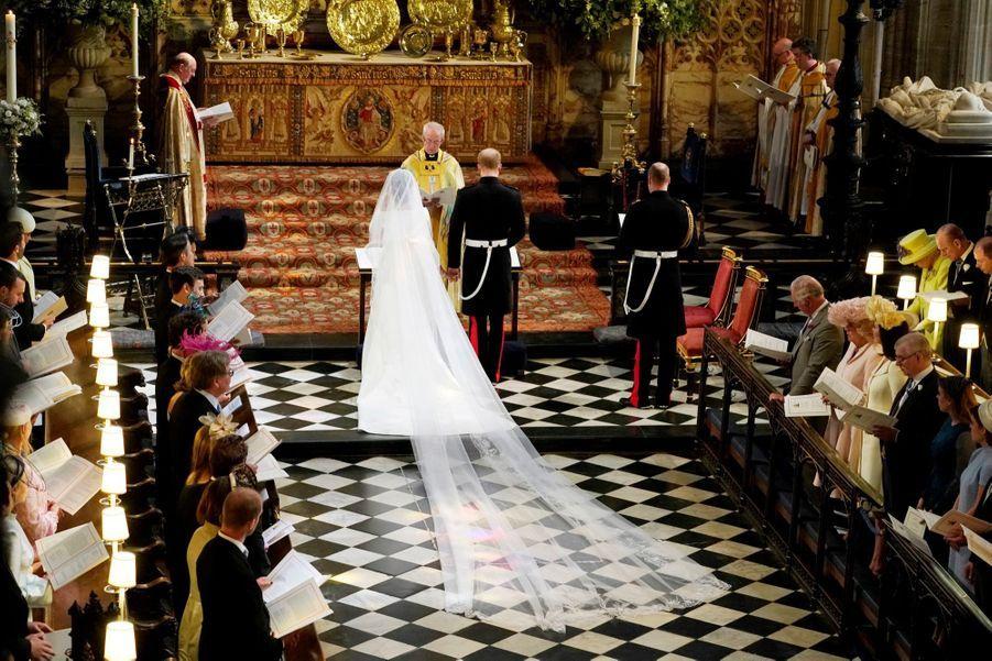 La Robe De Mariée De Meghan Markle ( 2