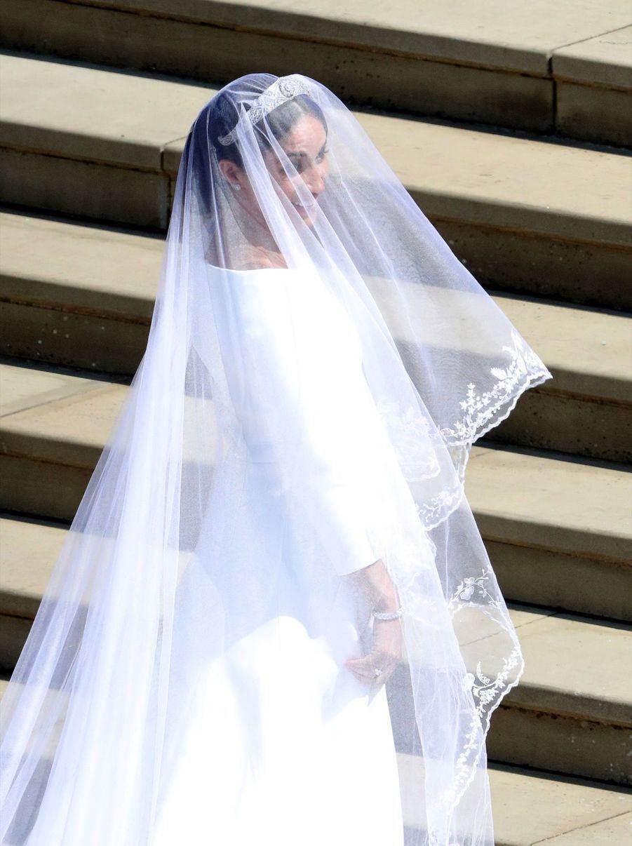 La Robe De Mariée De Meghan Markle (4