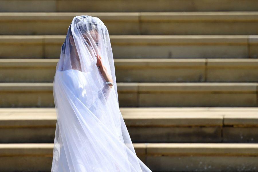 La Robe De Mariée De Meghan Markle ( 5