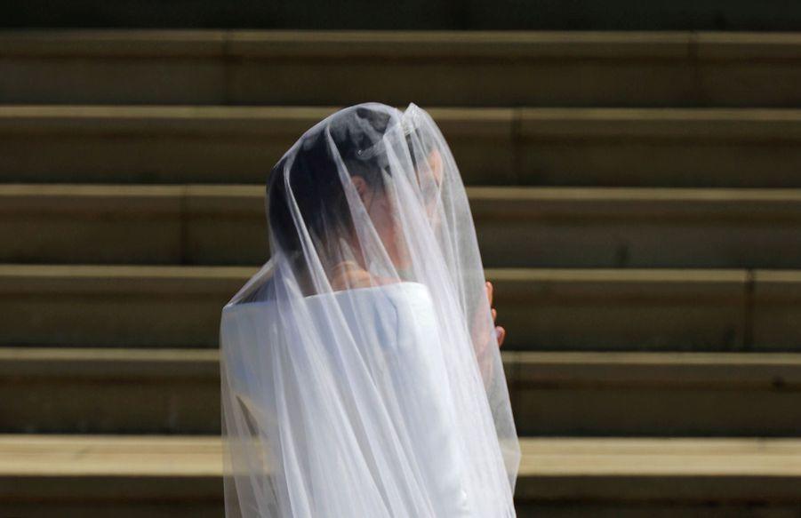 La Robe De Mariée De Meghan Markle ( 8