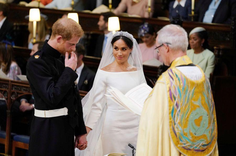 La Robe De Mariée De Meghan Markle En Photos ( 1
