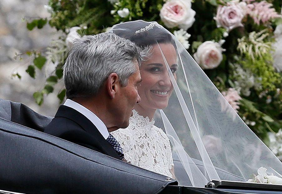 La Robe De Mariée De Pippa Middleton 10