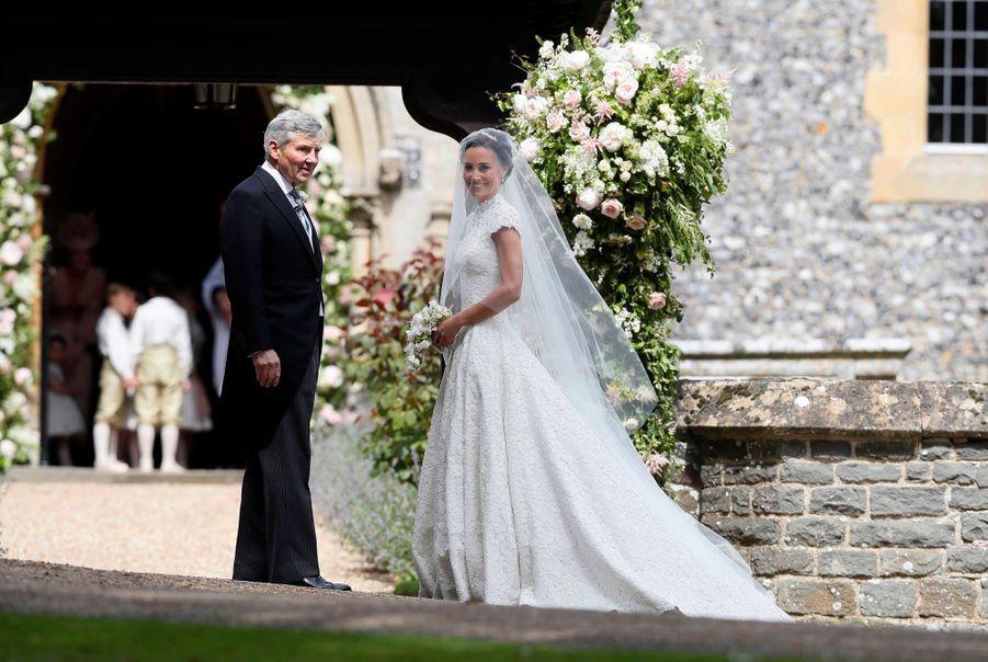 La Robe De Mariée De Pippa Middleton 12
