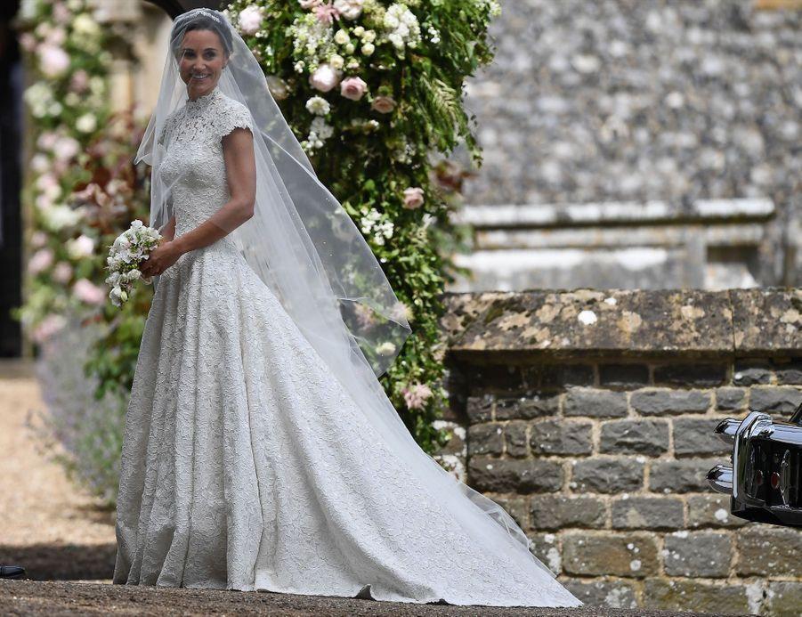 La Robe De Mariée De Pippa Middleton 13