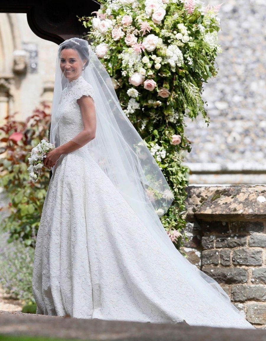 La Robe De Mariée De Pippa Middleton 14