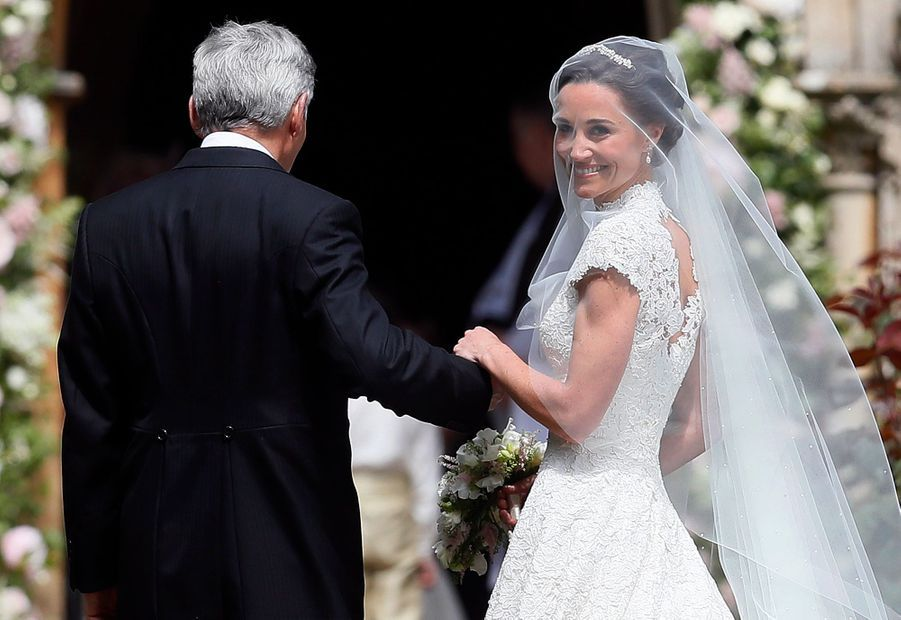 La Robe De Mariée De Pippa Middleton 15