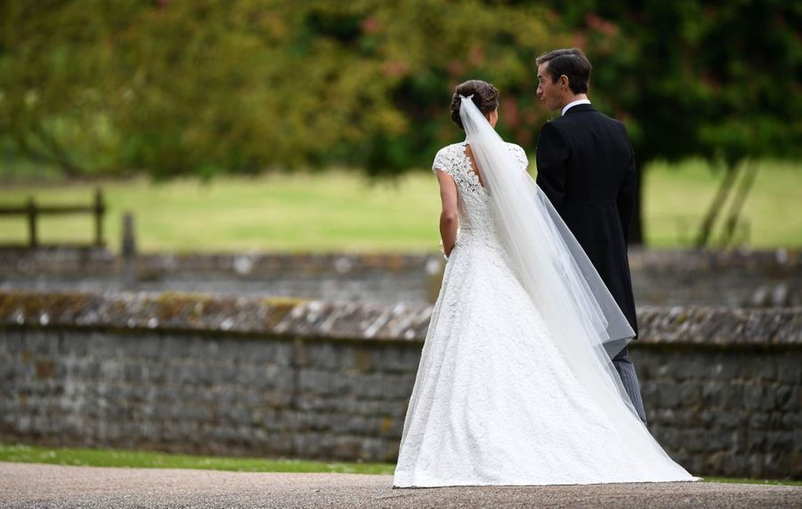 La Robe De Mariée De Pippa Middleton 17