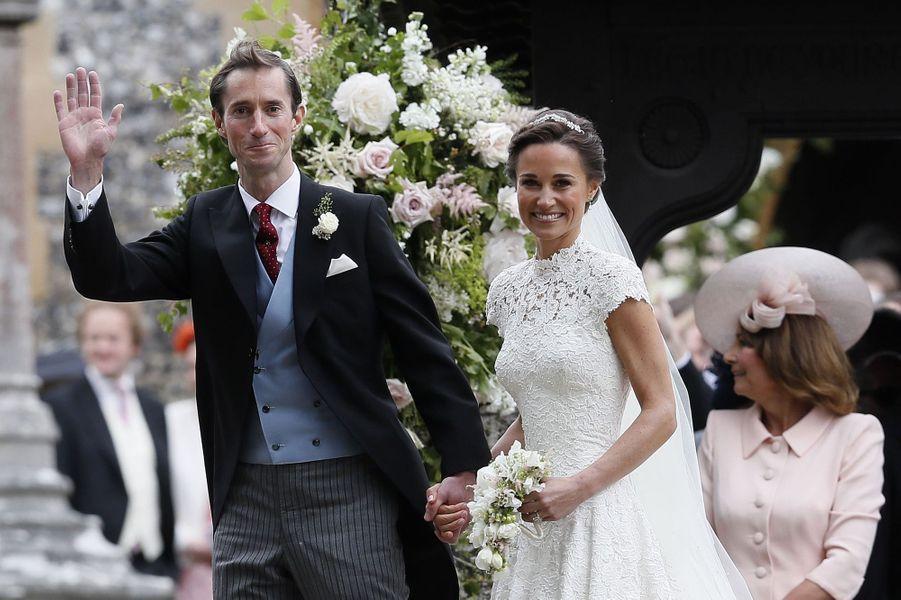 La Robe De Mariée De Pippa Middleton 20