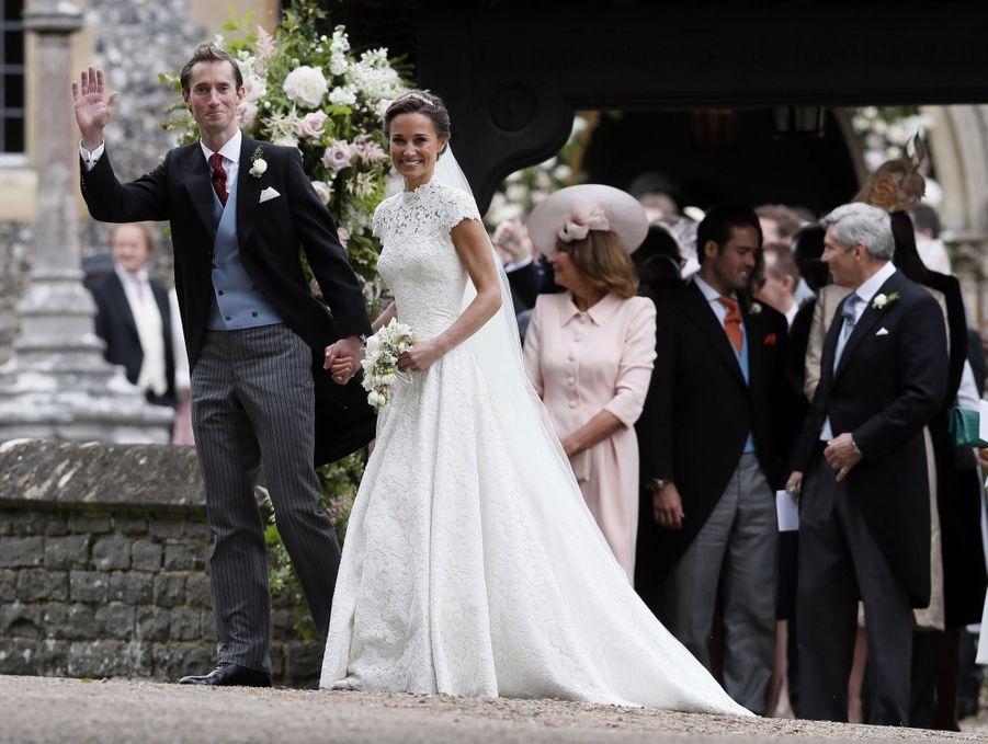 La Robe De Mariée De Pippa Middleton 22