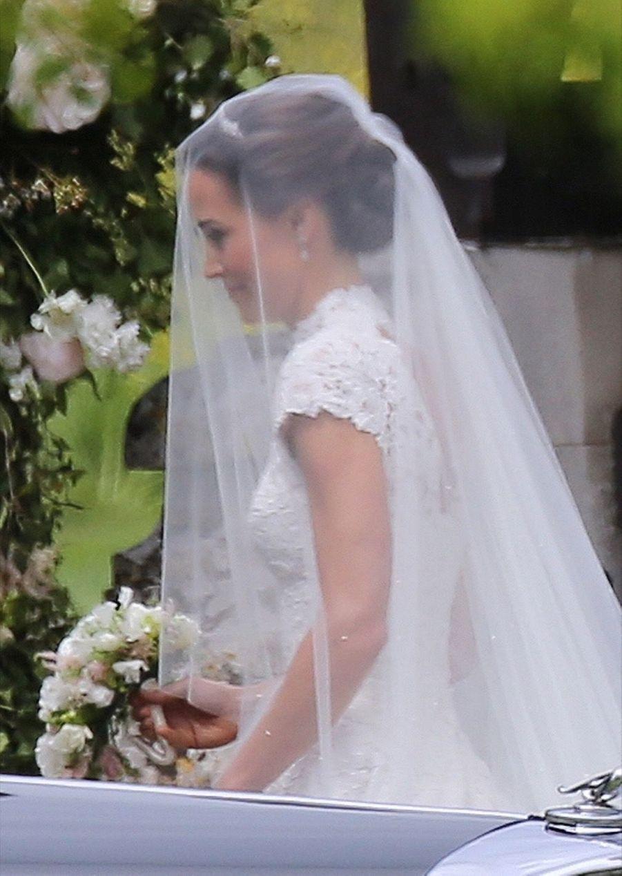 La Robe De Mariée De Pippa Middleton 3