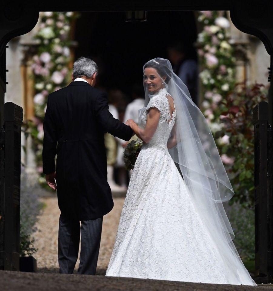 La Robe De Mariée De Pippa Middleton 5