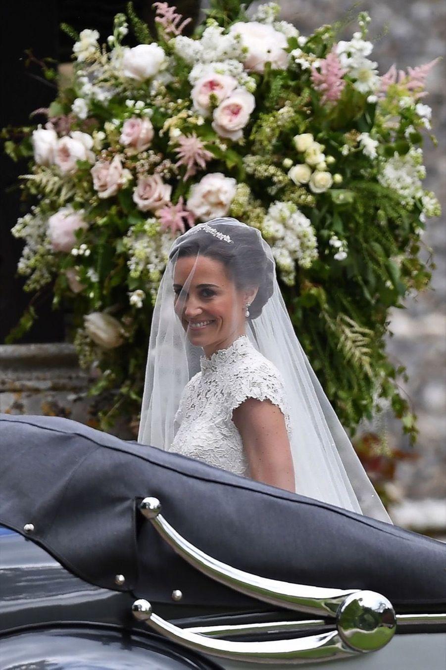 La Robe De Mariée De Pippa Middleton 7