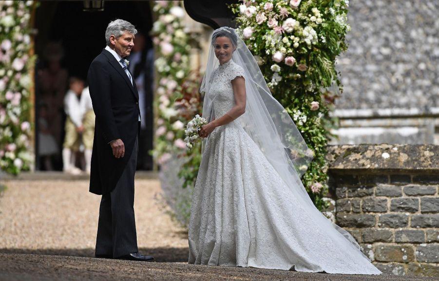 La Robe De Mariée De Pippa Middleton 8