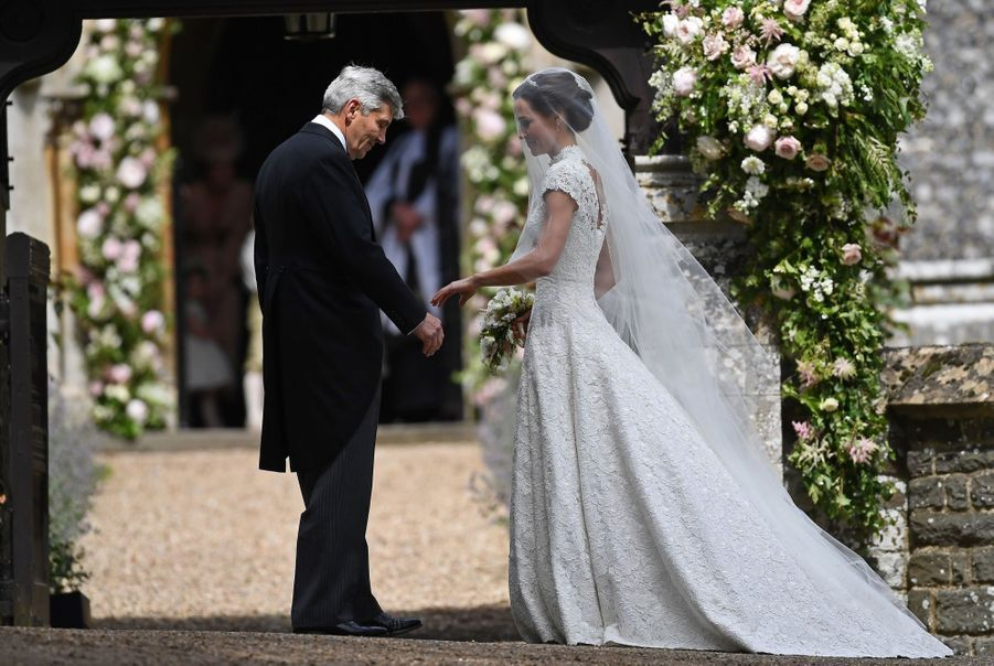 La Robe De Mariée De Pippa Middleton 9