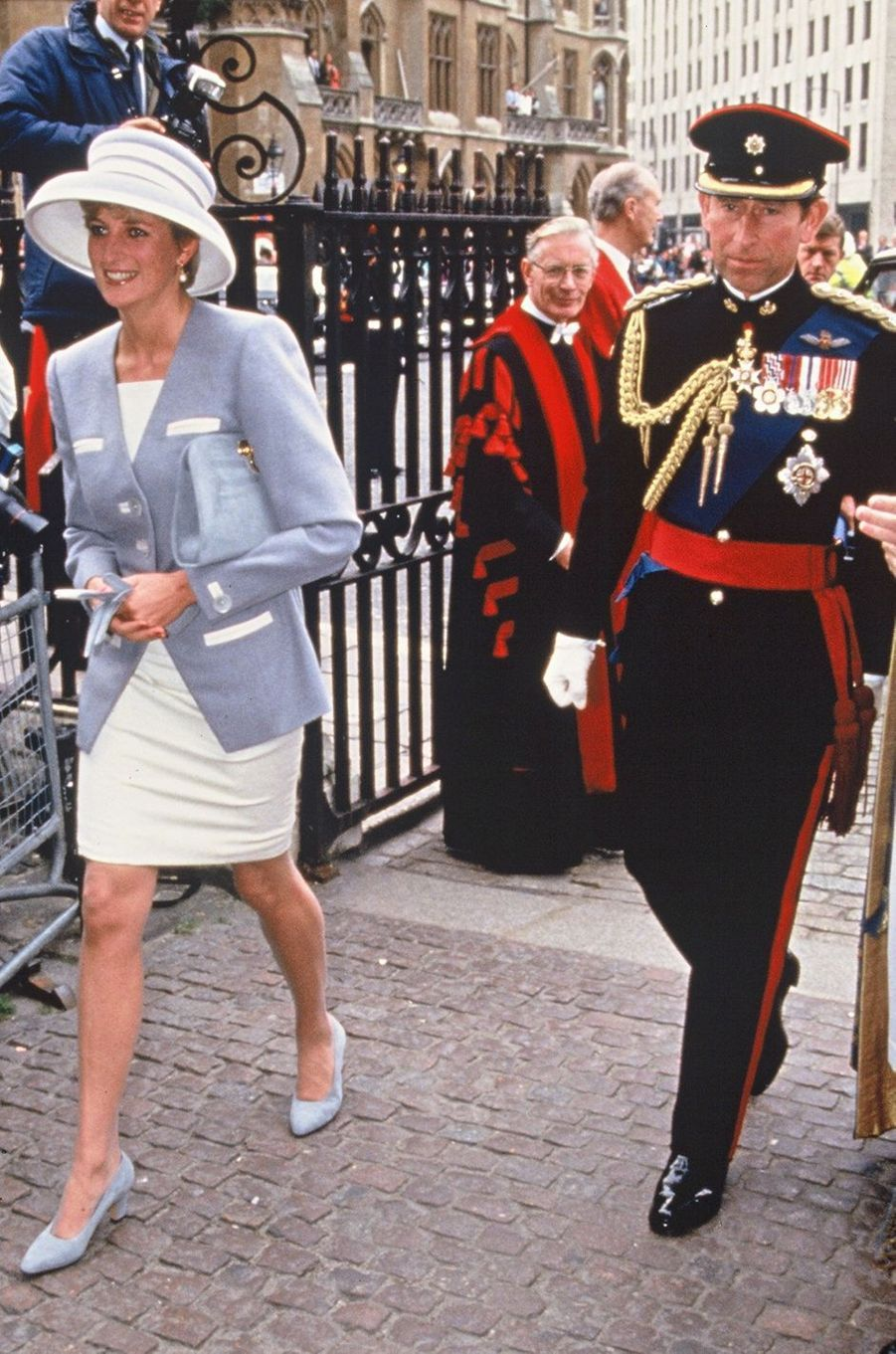 Lady Diana le 15 octobre 1992