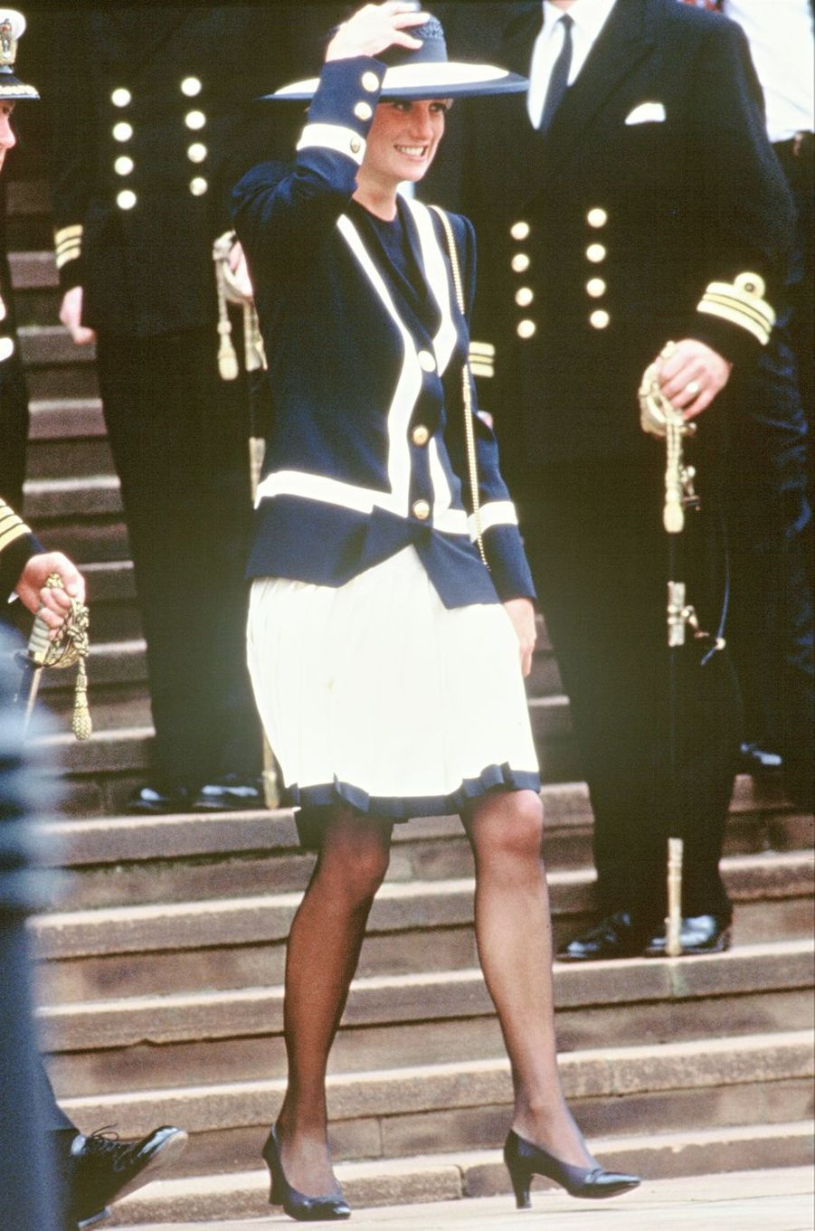 Lady Diana le 1er juin 1993